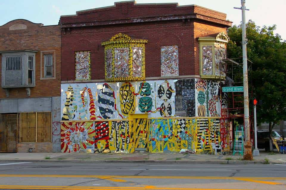 Mbad Museum and Dabl's African Bead Gallery