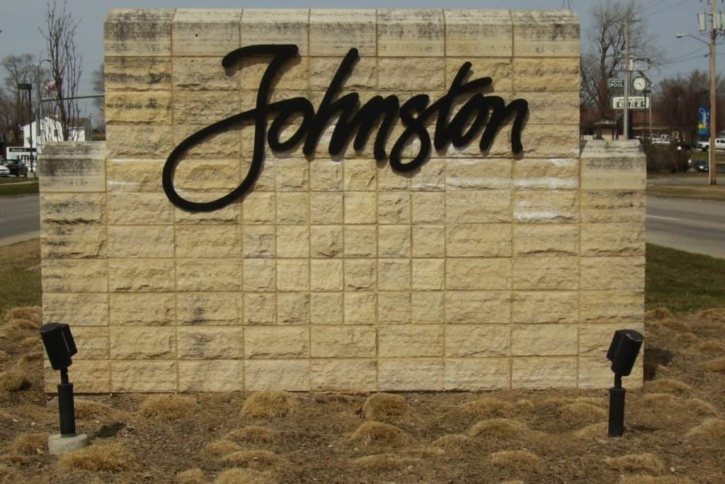 Johnston, Iowa