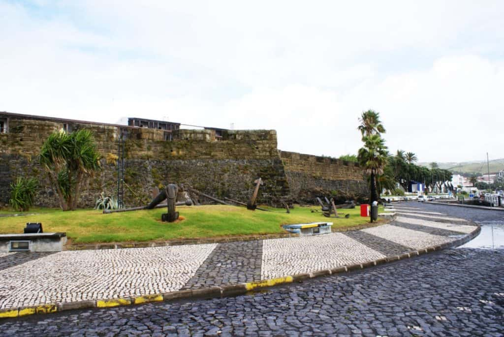 Fort of Santa Cruz, Portugal