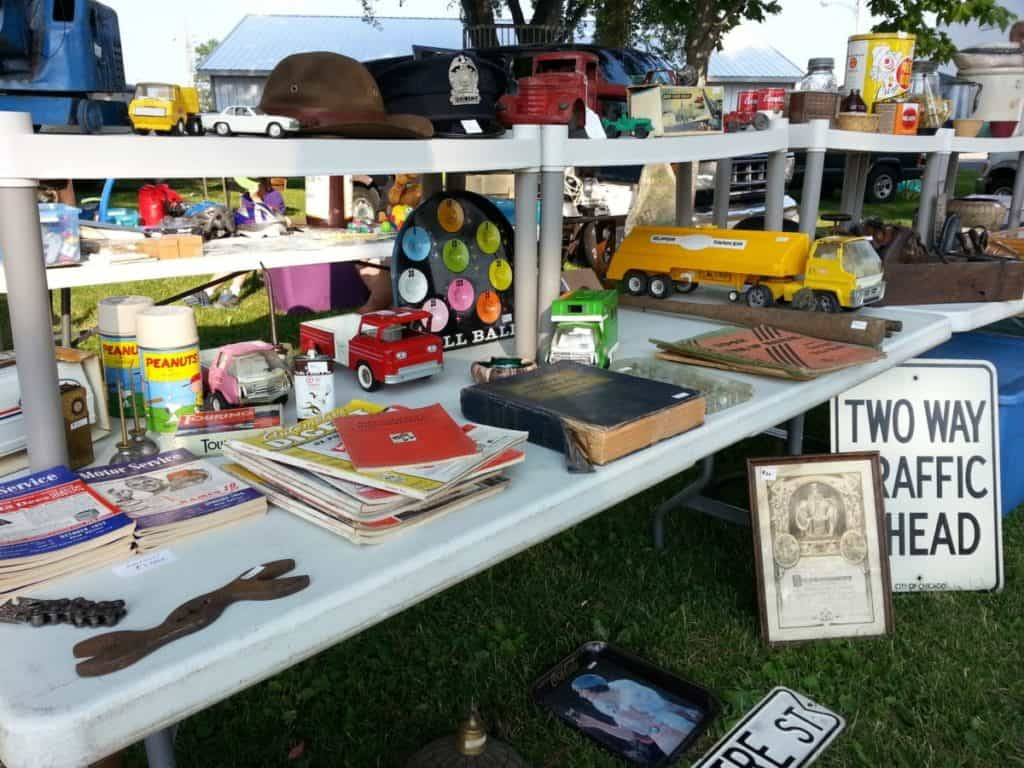 Dodge County Fair Flea Market