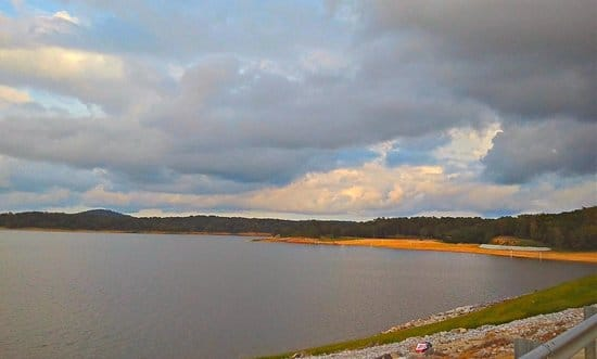 Grenada Lake, Mississippi