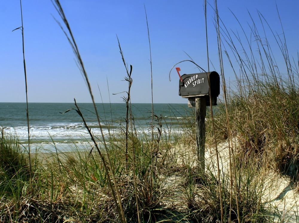 Kindred Spirit Mailbox, Bird Island