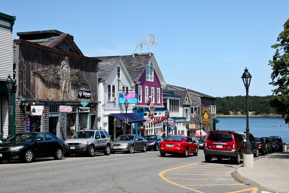 Best towns to live in maine