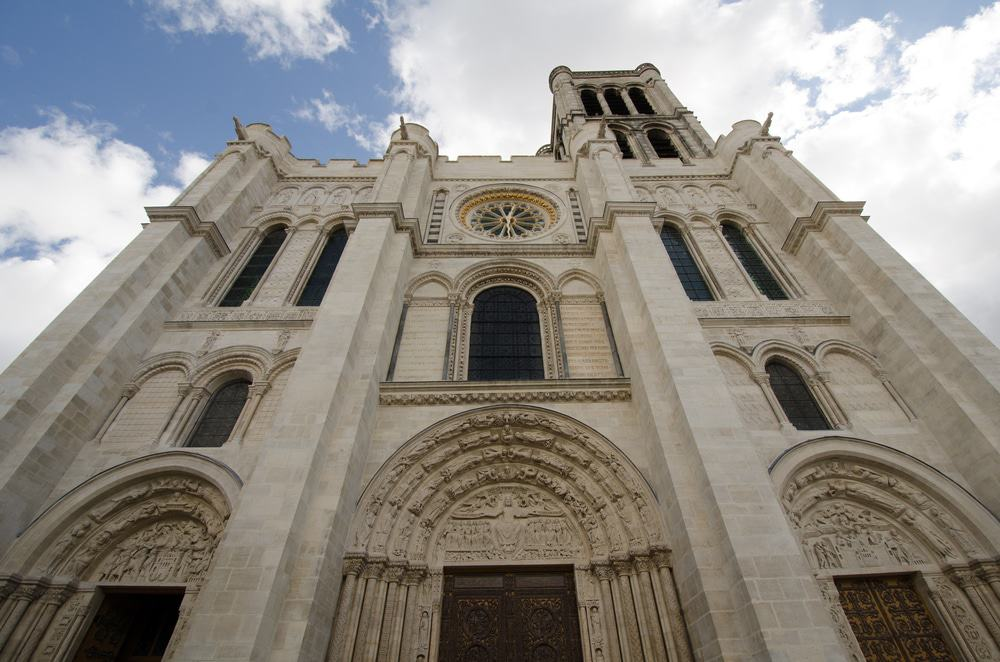 Basilica of Saint-Denis, Paris