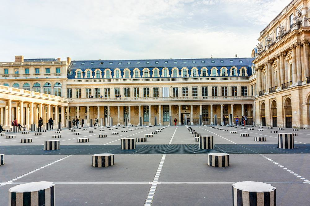 Palais-Royal, Paris