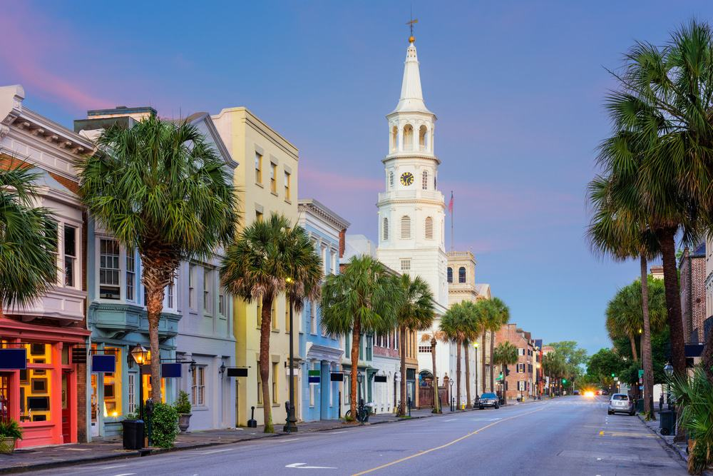 15 Best Places to Live in South Carolina - The Crazy Tourist