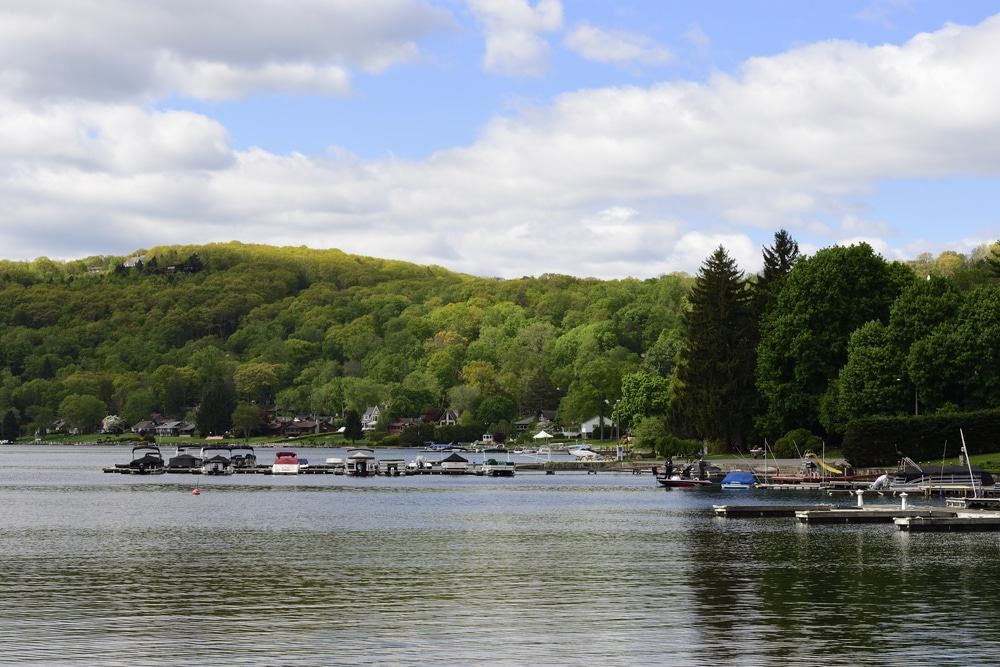 Candlewood Lake, Connecticut
