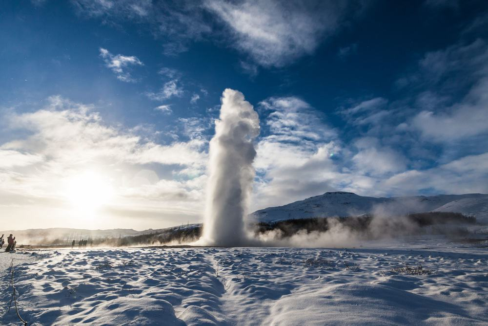 The Great Geysir, The Golden Circle