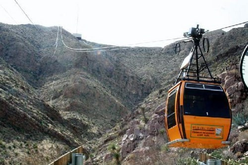 Wyler Aerial Tramway