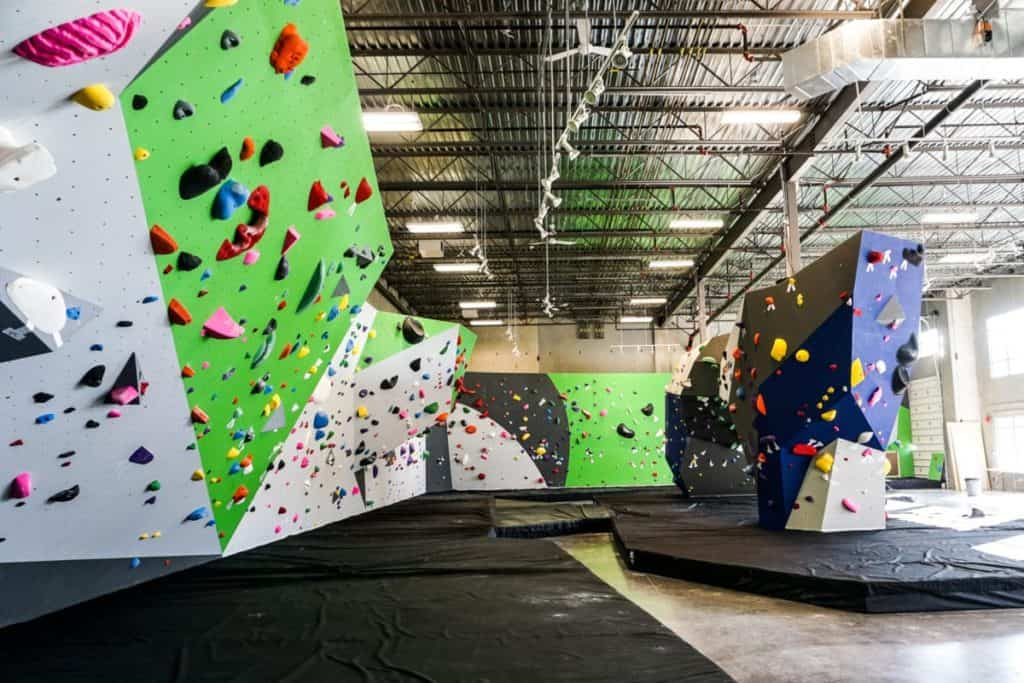 Project Climbing Centre, Abbotsford