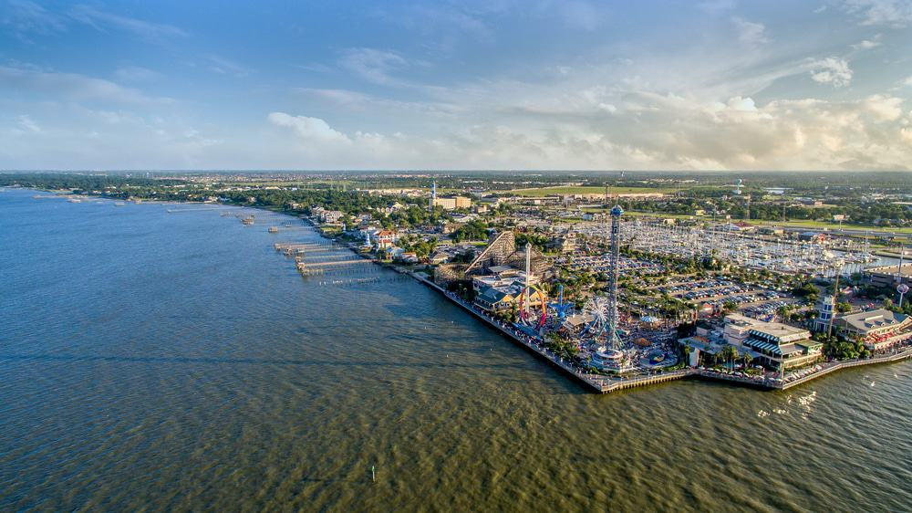 Kemah Boardwalk, Houston