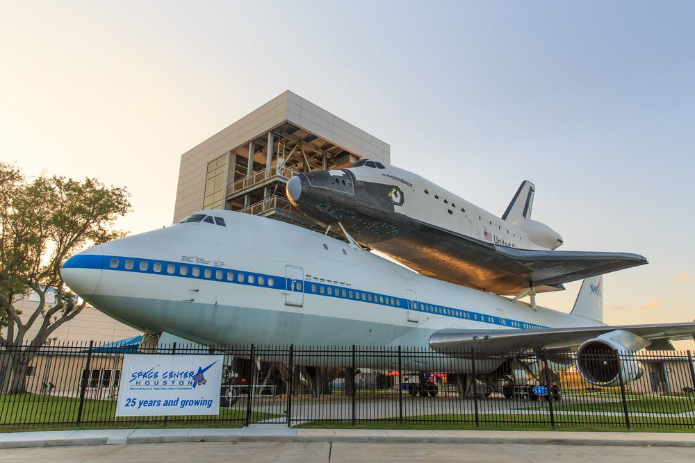 Space Center, Houston