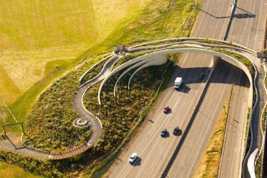 Vancouver Land Bridge, Washington