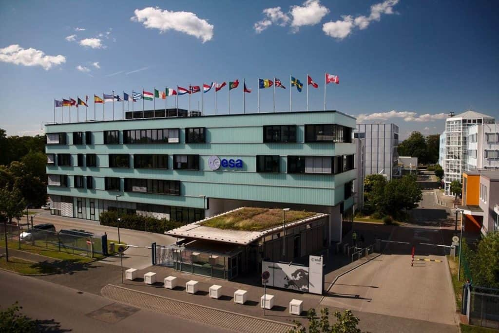 European Space Operations Centre