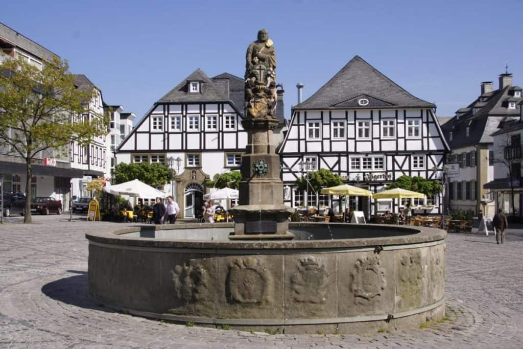 Brilon-Petrusbrunnen