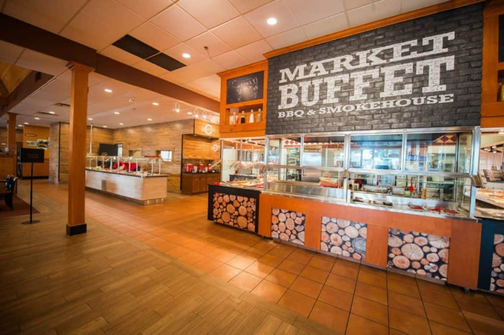 Market Buffet and Grill