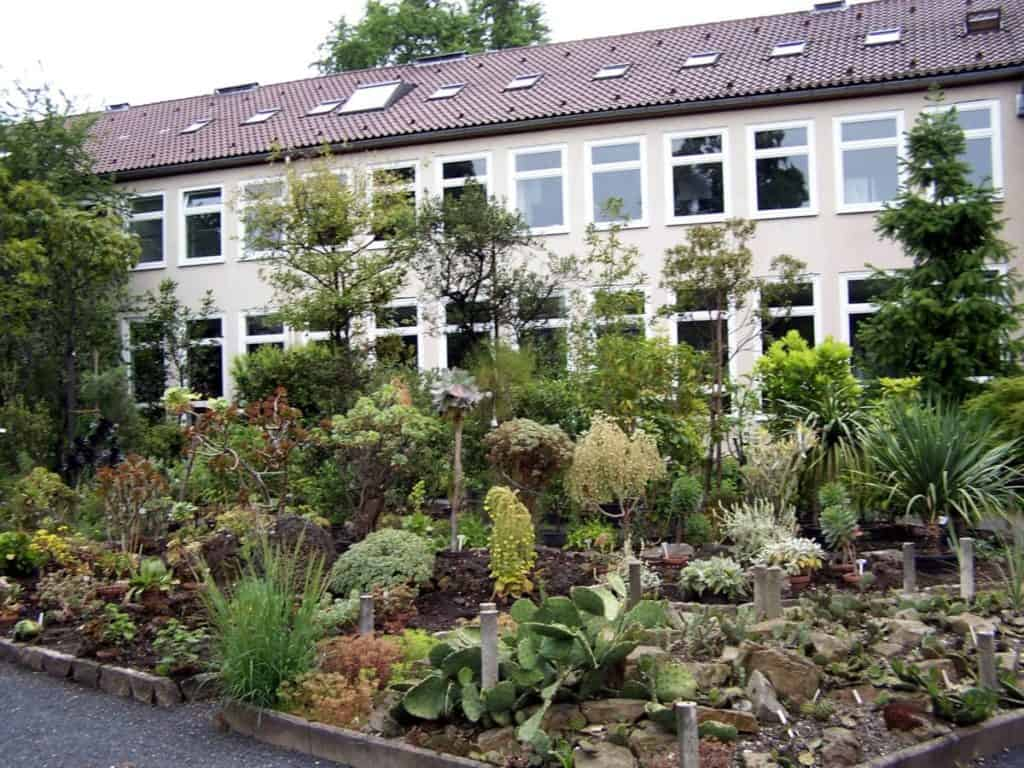 Old Botanical Garden Of Göttingen University