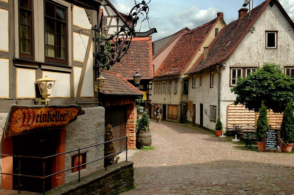 15 best things to do in michelstadt germany the crazy for Small houses in germany
