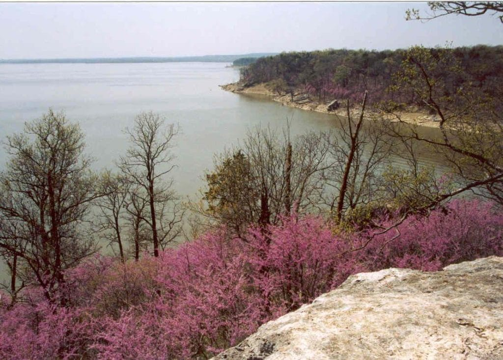 Elk City Lake, Kansas