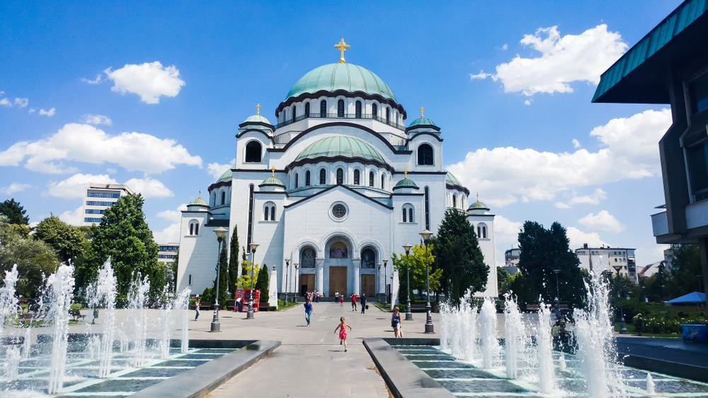 Church of St Sava, Belgrade