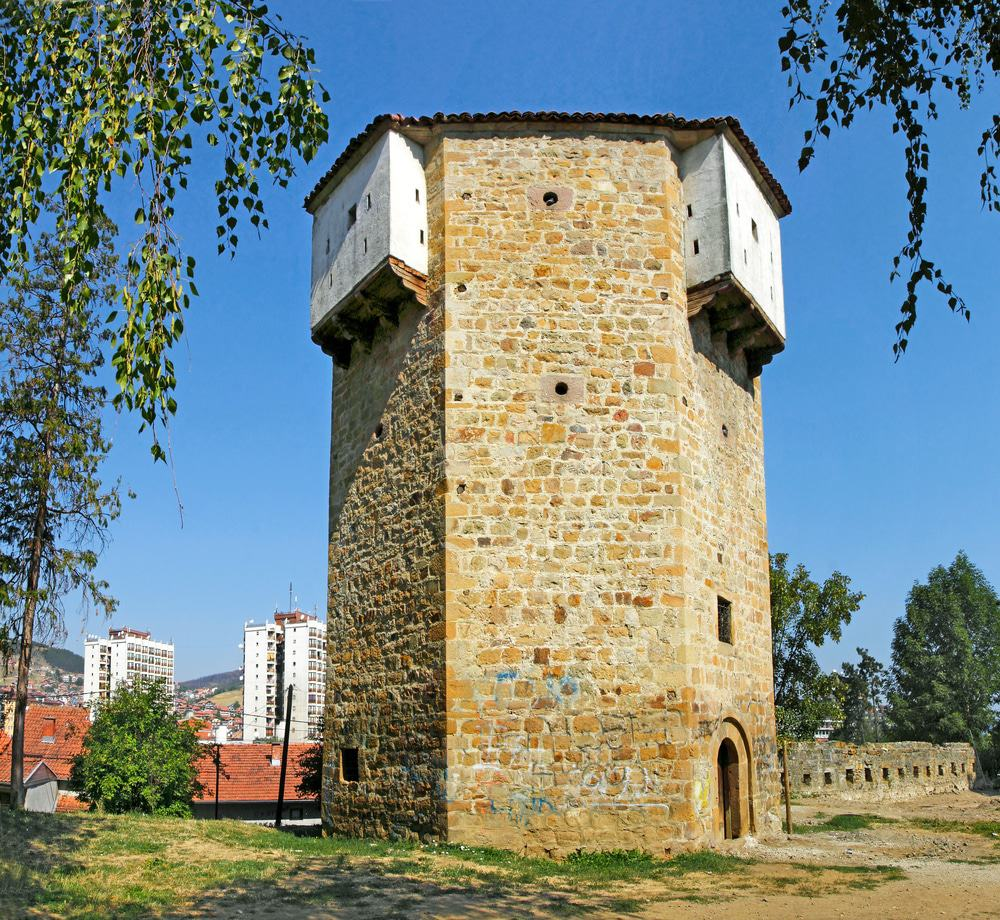 Fortress of Novi Pazar