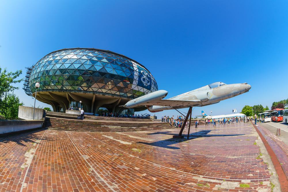 Museum of Aviation, Belgrade