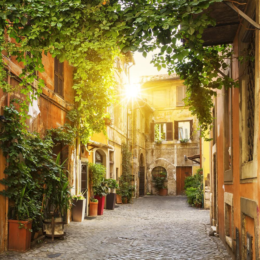 Where to stay in rome neighborhoods area guide the for Hotel trastevere rome