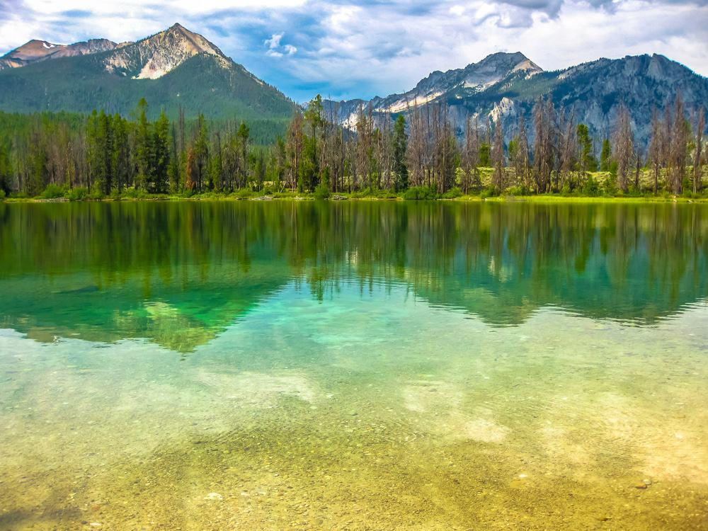 Alice Lake, Idaho