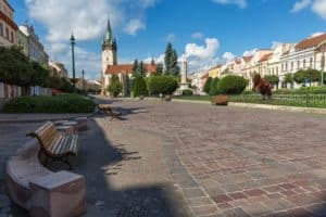 Historic Centre, Presov