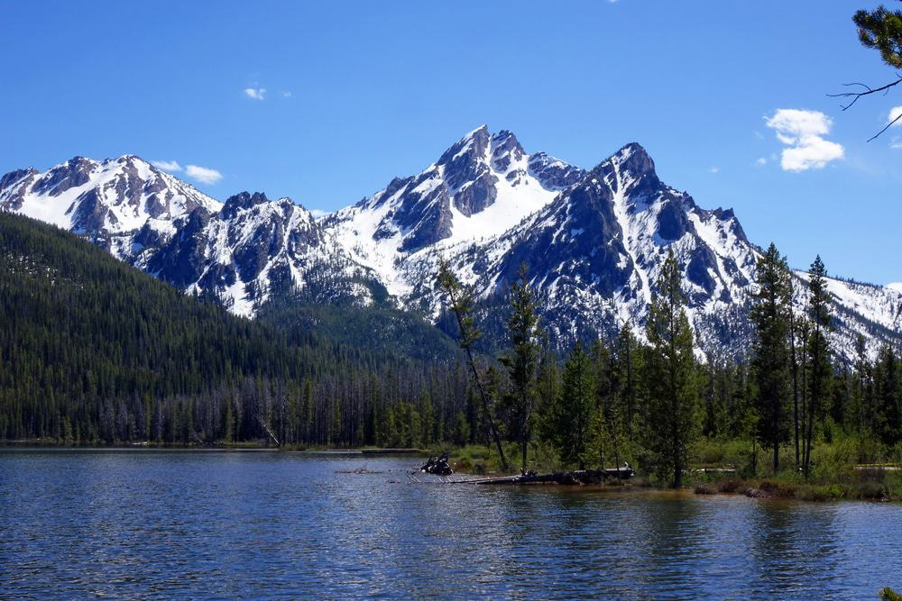 Stanley Lake, Idaho