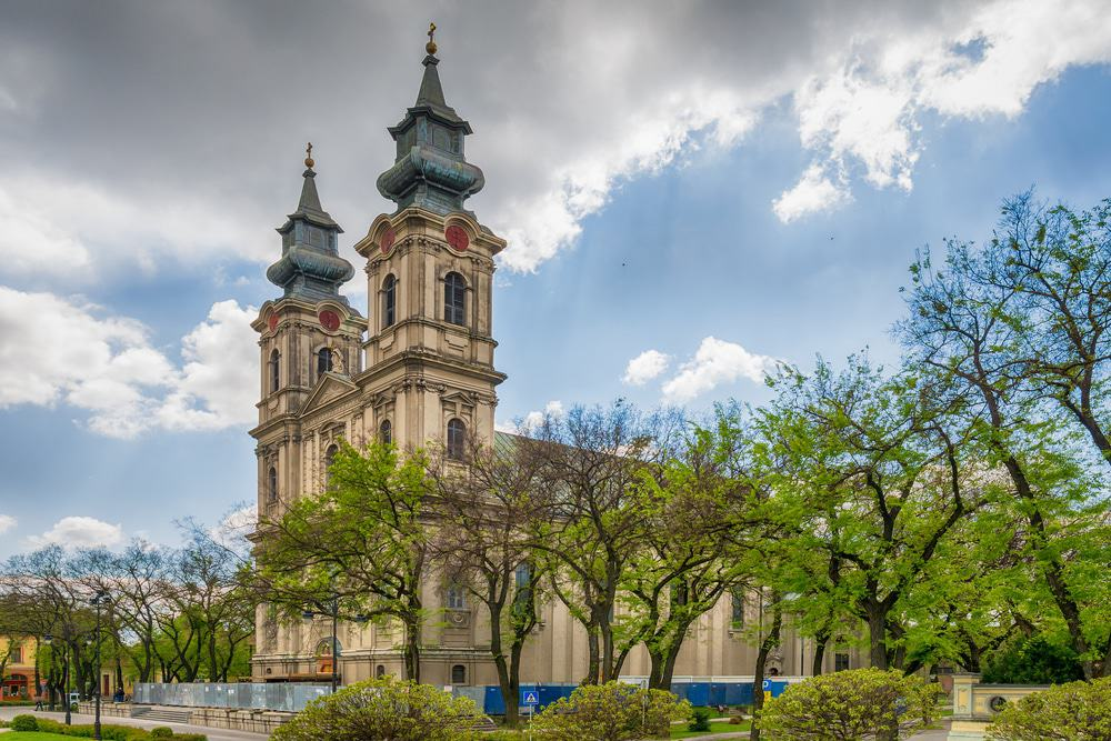 St Theresa of Avila Cathedral, Subotica