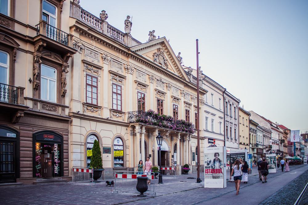 Old Town Hall, Kosice