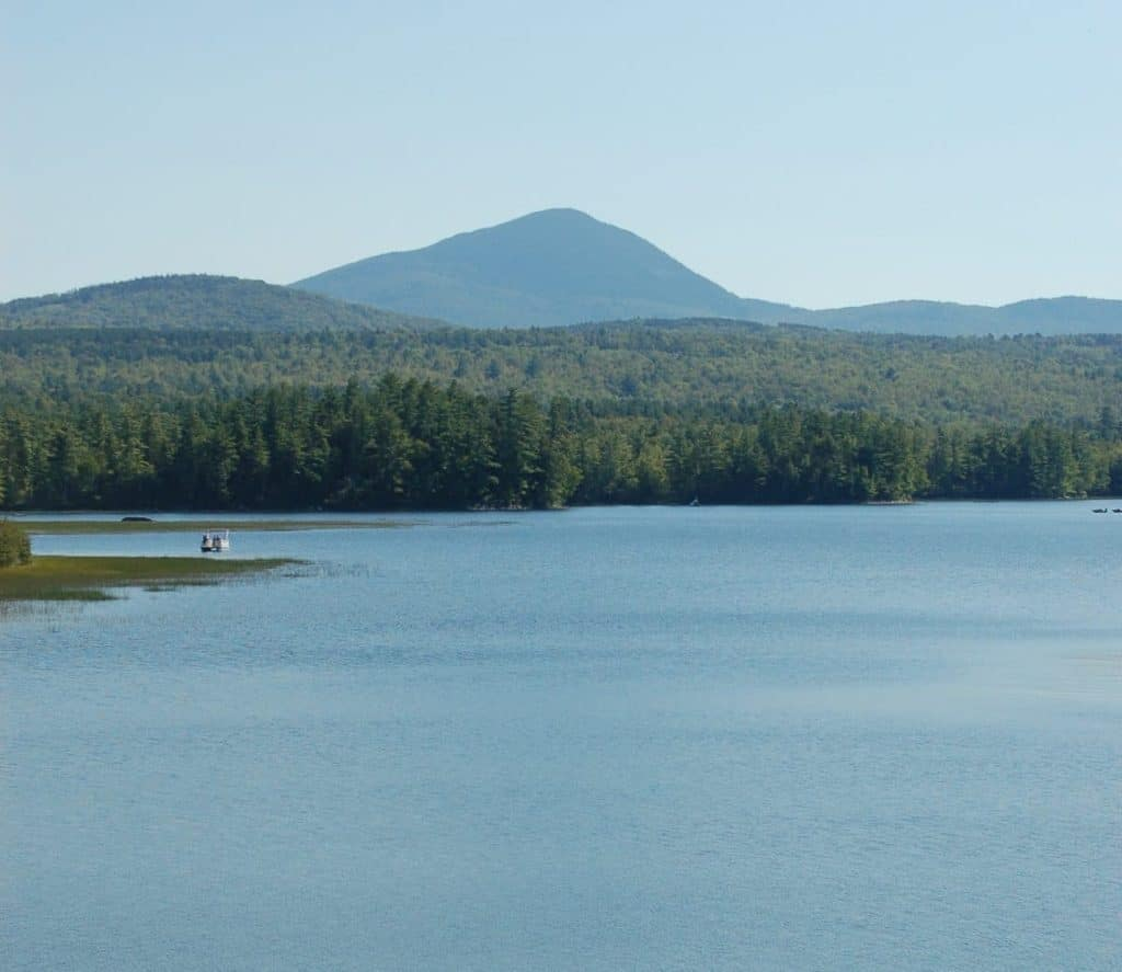Webb Lake, Maine