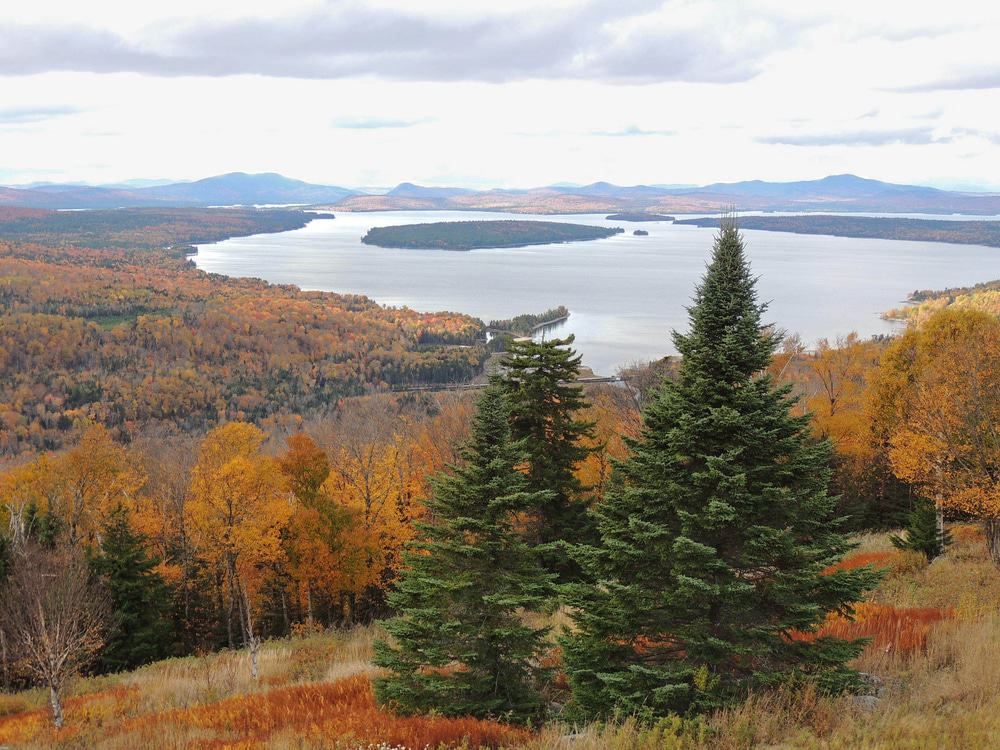 Rangeley Lake, Maine