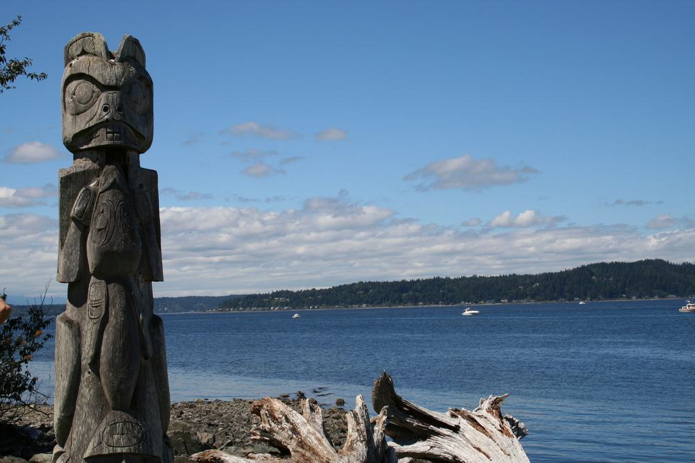 Blake Island, Washington