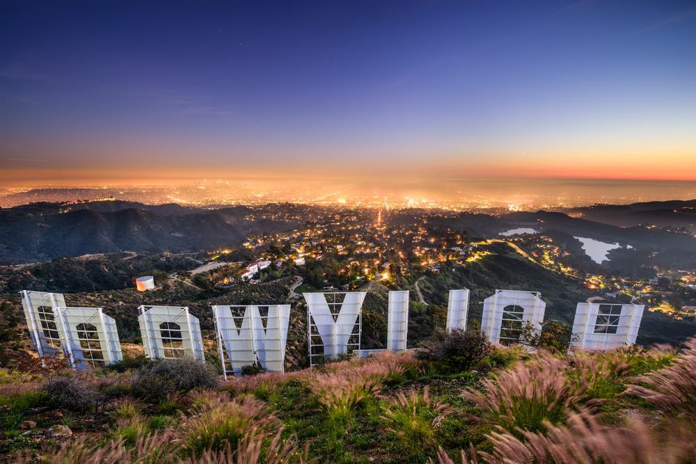 Hollywood Sign & L.A.