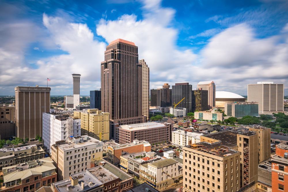 Central Business District, New Orleans