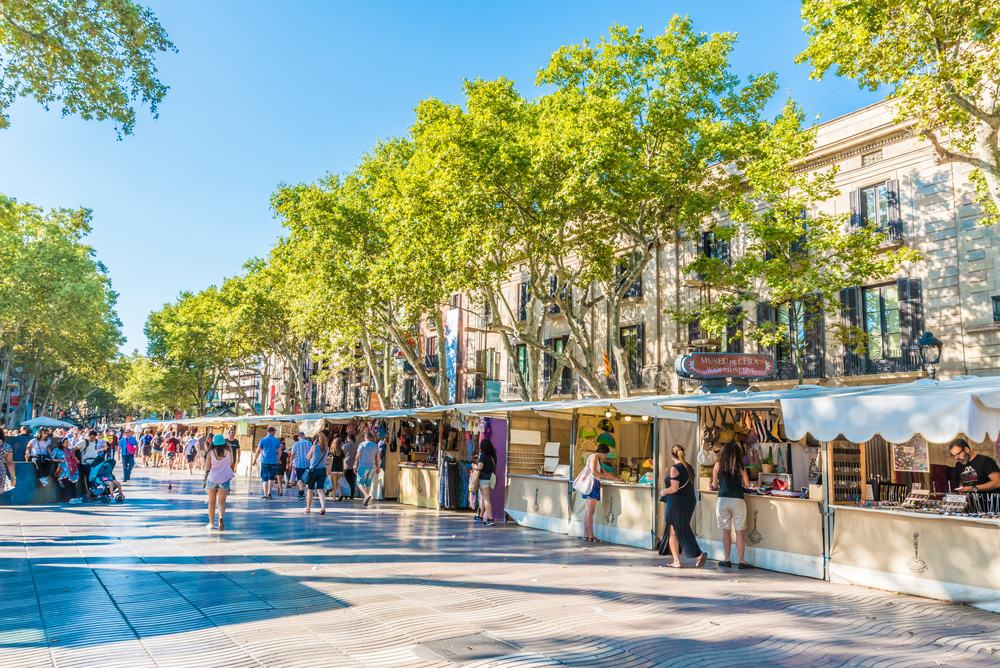 Where To Stay In Barcelona Neighborhoods Amp Area Guide