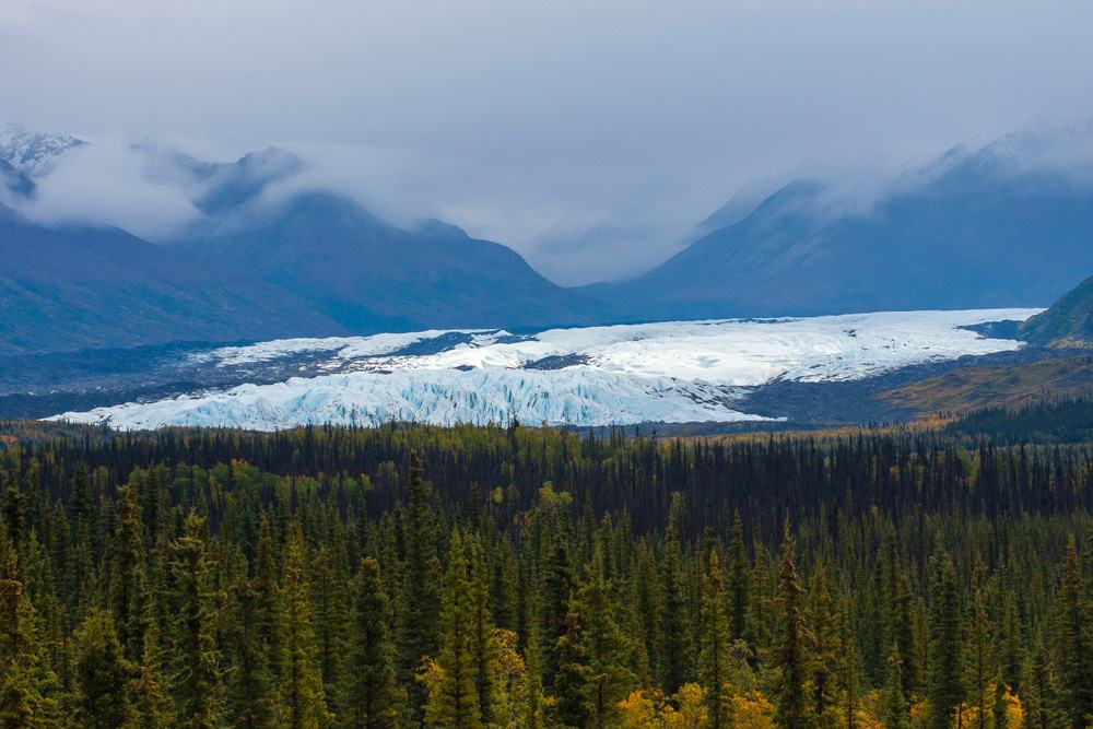 Matanuska Valley Glaciers