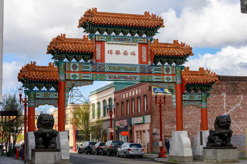 Old Town Chinatown, Portland