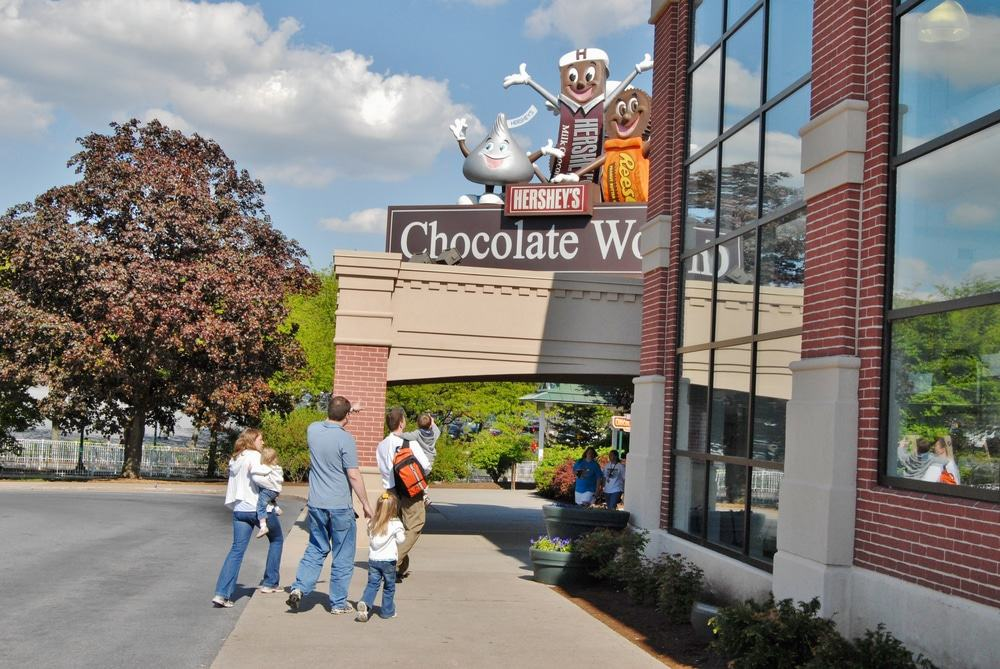 Hershey Park & Chocolate World