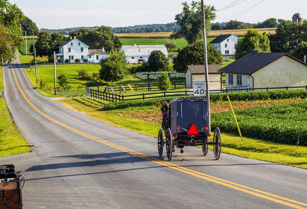 Amish Country, Lancaster County