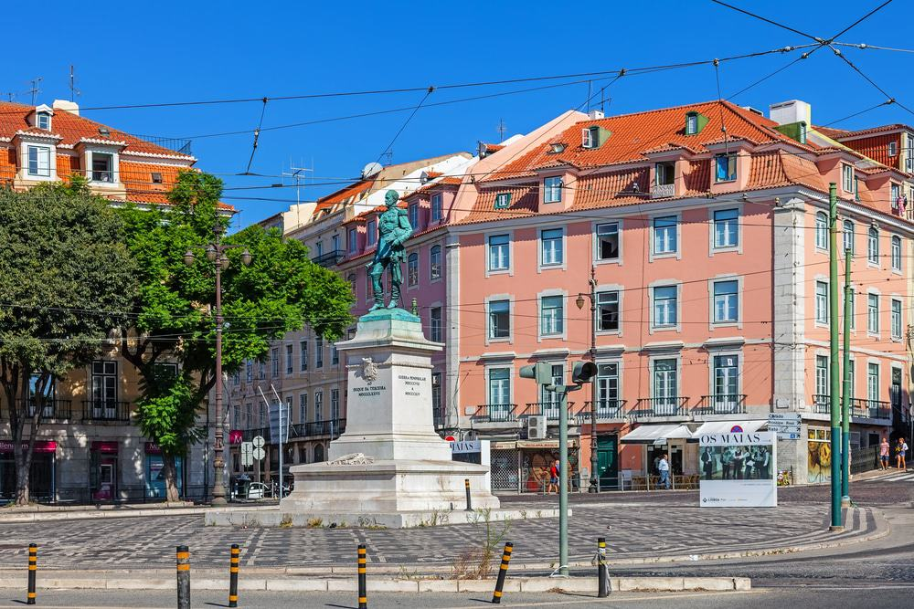 Cais do Sodré, Lisbon