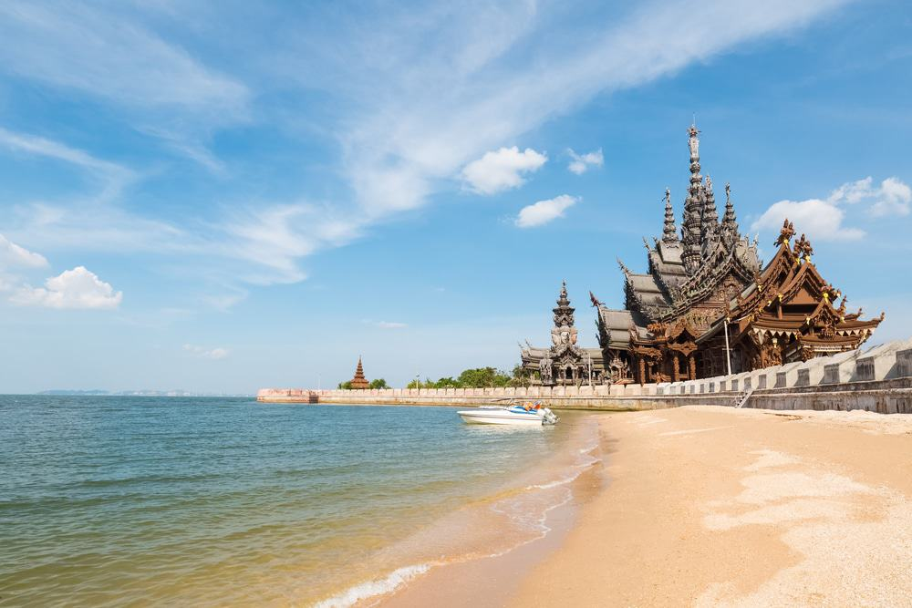 Pattaya, Sanctuary of Truth