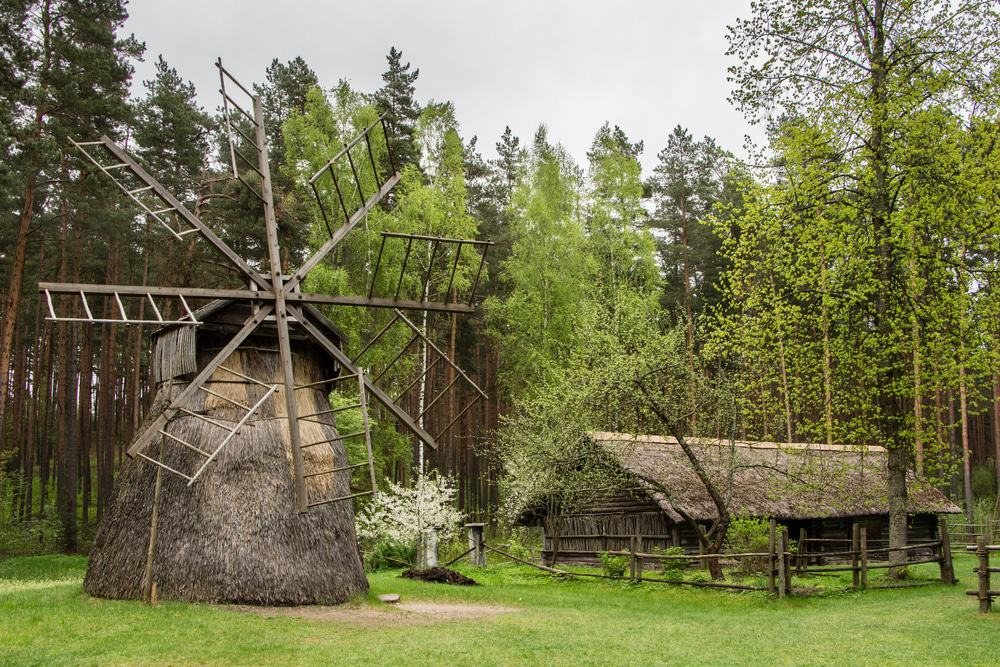 Ethnographic Open Air Museum