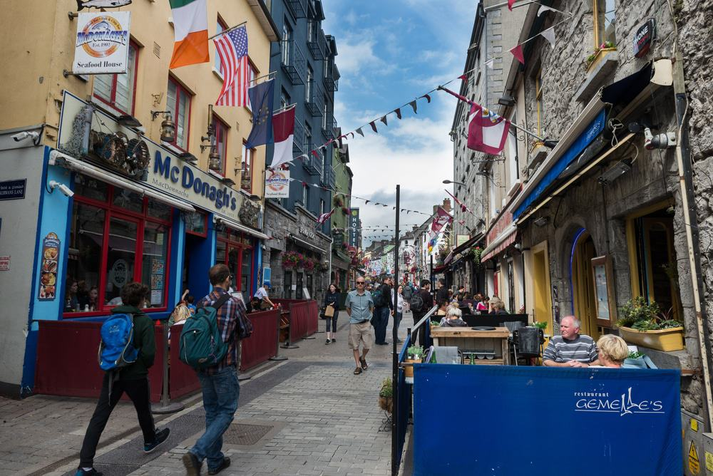 Galway nightlife for the over 30 crowd - Galway Forum