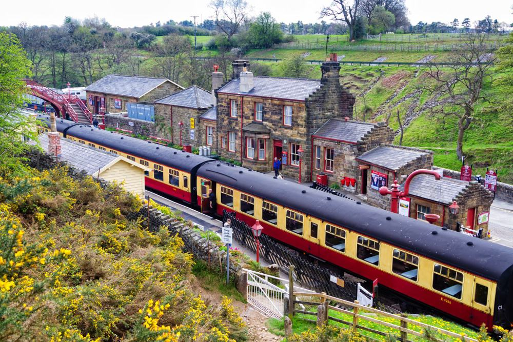 North York Moors Historical Railway