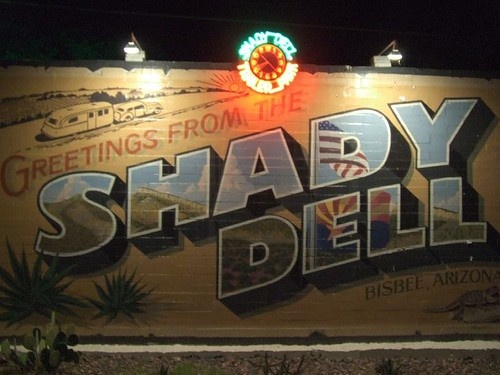 The Shady Dell, Bisbee