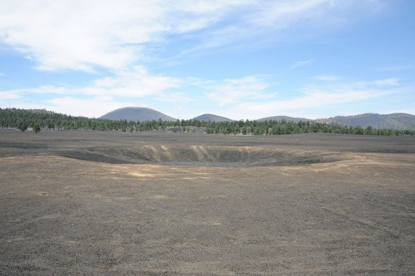 Cinder Lake Crater Field, Flagstaff