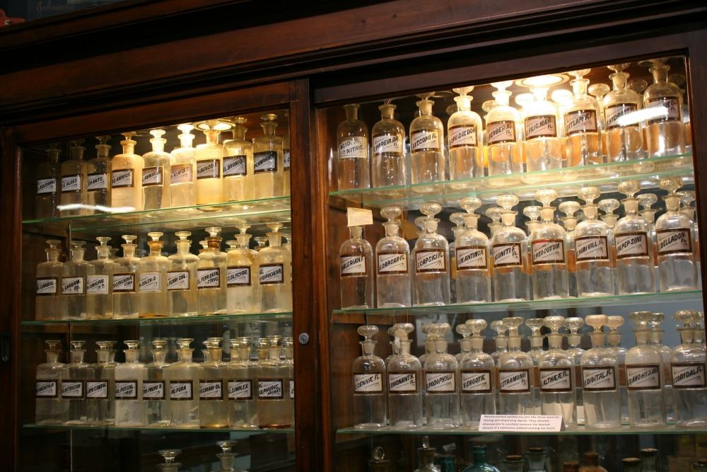 History of Pharmacy Museum, Tucson